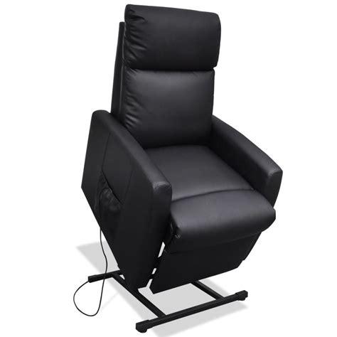 sillon reclinable negro sill 243 n reclinable con elevador el 233 ctrico negro tienda