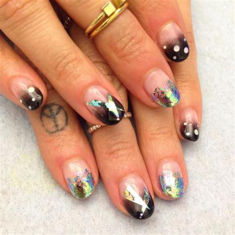 nails deco la d 233 co nail holographique en 62 images inspiratrices