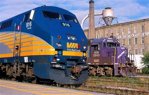 Via Rail Kitchener by Railpictures Ca W Photo Via 84