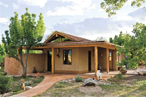 when building a house building earthen homes using the original diy material