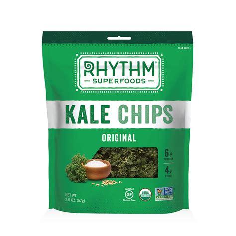 rhythm kale chips original