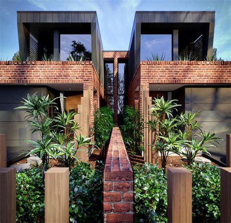 contemporary dual occupancy duplex design in matraville