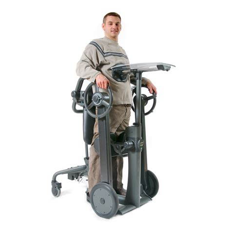 electric standing frame adults easystand evolv mobile standing frame the mobility aids