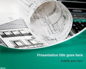 powerpoint templates free engineering building plans powerpoint template powerpoint templates