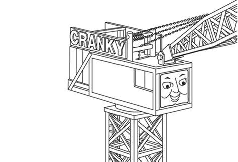 cranky the crane coloring pages az coloring pages