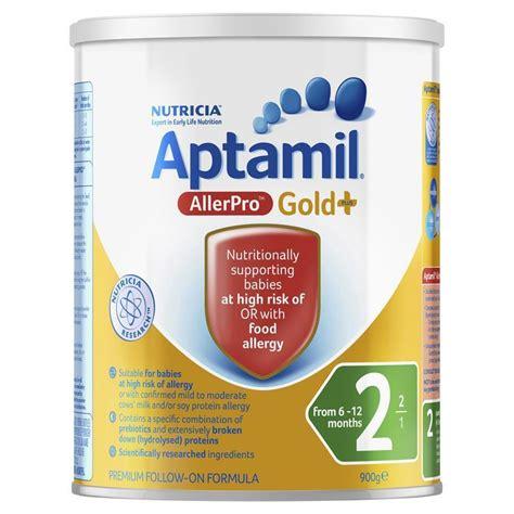 e protein aptamil aptamil gold 2 allerpro follow on formula 6 12 months