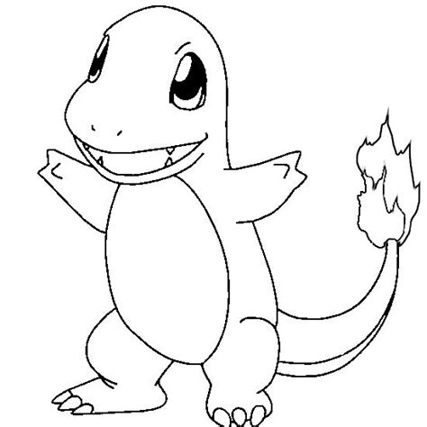 charmander coloring pages charmander coloring pages