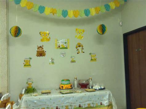 Simba Baby Shower by Baby Shower Simba Www Imgkid The Image Kid Has It