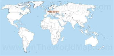 belgium in world map belgium on the world map belgium on the europe map