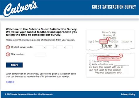 Culver S Holiday Sweepstakes - www tellculvers com www culverssurvey com culver s survey