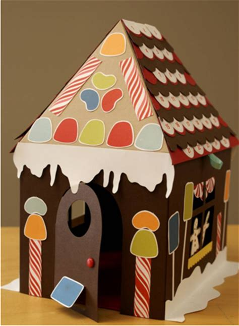 paper house for happy
