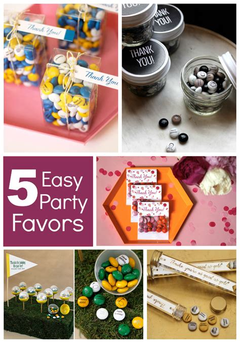 easy favors craftaholics anonymous 174 5 easy favors ideas