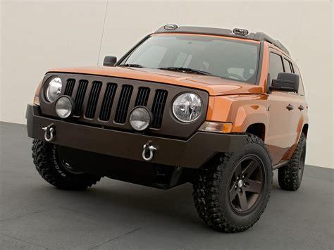 offroad jeep patriot jeep patriot road