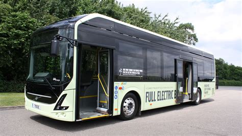 electric avenue volvo bus