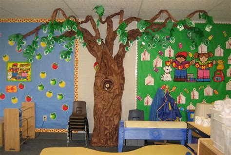How To Make A Paper Tree For - teaching the the classroom tree