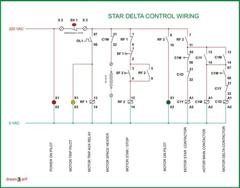 delta wiring diagram refrigeration air conditioning