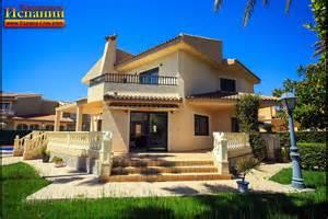 villas en espagne l immobilier maison de la mer