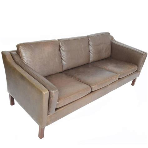 Large Leather Sofa Sale Large Leather Sofa By Vemp Polsterm 248 Belfabrik For Sale At 1stdibs