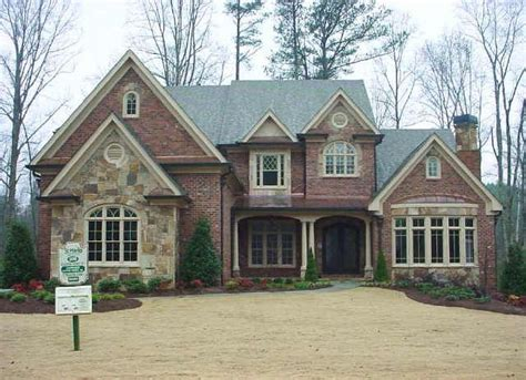 home exterior design brick and stone stone and brick homes for modern pedestrian look european