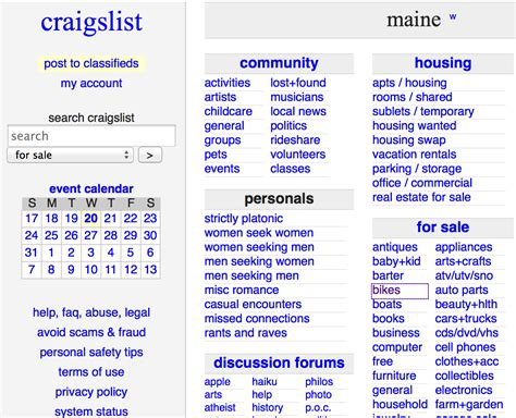 maine craigslist rangeley bicycle thief foiled by craigslist ad mainetoday