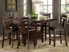 counter height dining room table sets dining room counter height dining room sets furniture