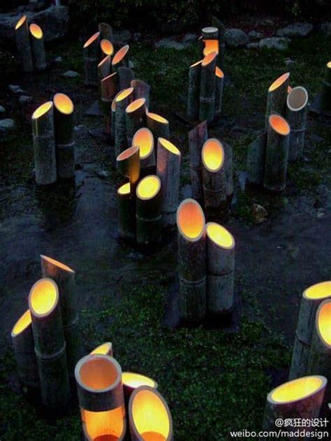 decorate  home  creative diy bamboo crafts
