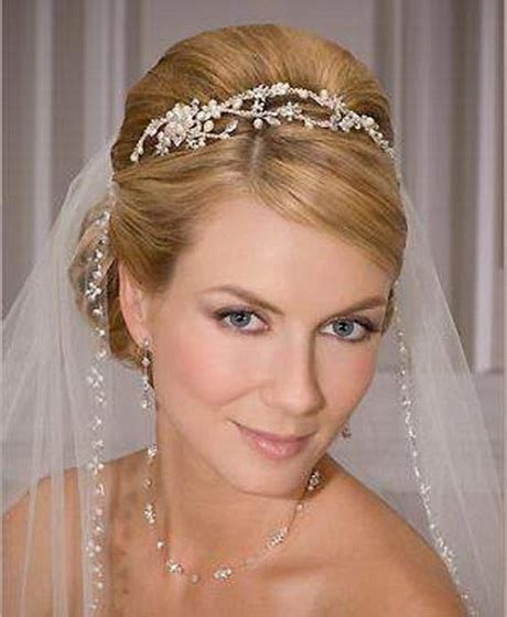 Half Up Wedding Hairstyles With Birdcage Veil by Bridal Hairstyles With Veil