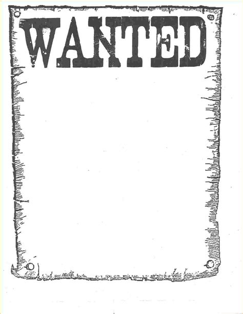 wanted poster template word wanted poster outline government appraiser sle resume