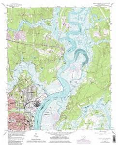 charleston topographic map sc usgs topo 32079h8