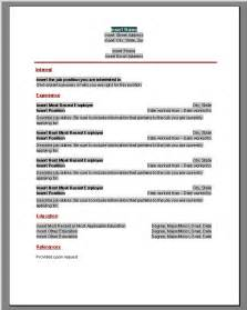 Free Templates For Resumes To Print Free Printable Resume Template By Joshgill Pictures To Pin