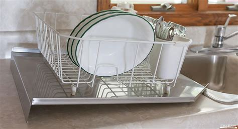 stainless steel kitchen sink open back drain board