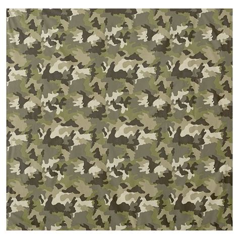 Camouflage Quilt Cover by Classic Camo Duvet Cover Standard Sham Olive Pbteen