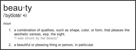 beautiful meaning what is beauty