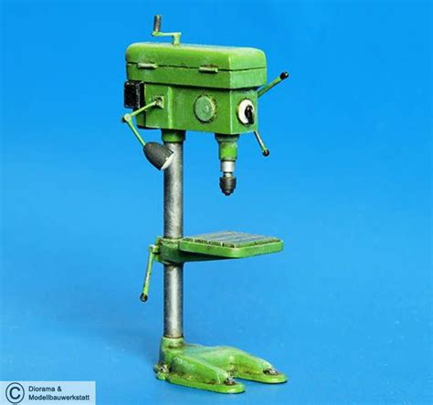 werkstatt diorama diorama zubeh 246 r werkstatt st 228 nderbohrmaschine 1 35