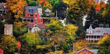 small towns in the us best small towns cutest places to visit