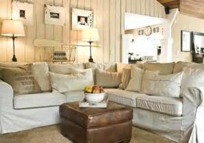 Slipcovers For Pottery Barn Furniture Shabby Chic Living Room Design Ideas Interior Design