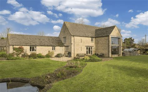 Barn Conversions by Savills Uk Residential Property In Focus Cotswold