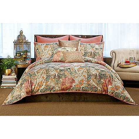 peach comforter tracy porter 174 poetic wanderlust 174 wish comforter set in
