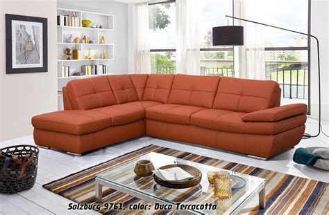 Terracotta Leather Sofa 100 Terracotta Leather Sofa Leather Sofa Mod Constanze By Johannes Spalt For Wittman 60s