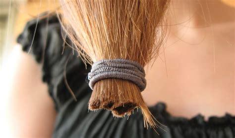 Couper Les Cheveux by Se Couper Les Cheveux Soi Meme Quand On Es Une Femme