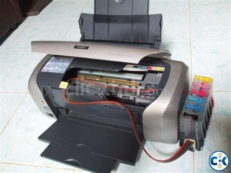Printer Epson R230 Second epson r230 color printer with ciss clickbd