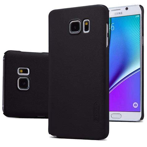 Samsung Galaxy Note 5 Frosted Nillkin Casing Armor Bumper nillkin frosted shield for samsung galaxy