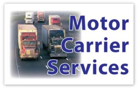motor carrier registration motor carrier services cal auto registration cal auto
