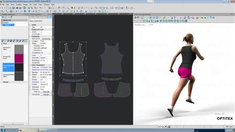 o dev pattern making suite and software optitex o dev 3d production suite optitex