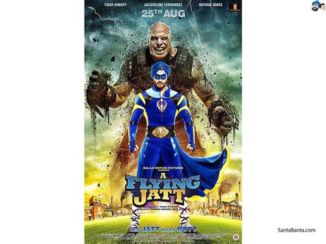 a flying jatt full movie 新片 旁遮普超人 a flying jatt 2016 海报剧照 灌水家园 印度电影论坛 powered