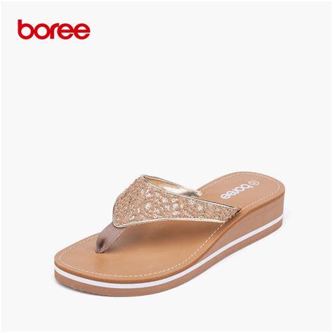 cloth sandals boree summer bling s sandals fashion flip flops