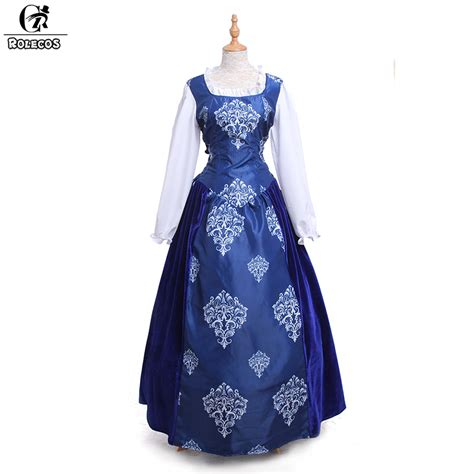 Costum Kostum Pesta Mini Dress Biru Hijau high quality grosir renaissance wanita dresses dari china