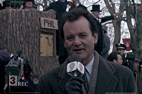groundhog day phil connors happy groundhog day my bet is an early it s