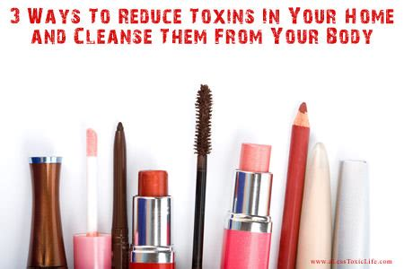Small Homes To Diagnose And Detox Complicated Health Concerns reduce toxins in your home and cleanse them from your