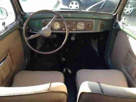 Eismaschine Kaufen 3614 by Fiat Topolino 500c Aus 1952 Oldtimer Topseller Oldtimer